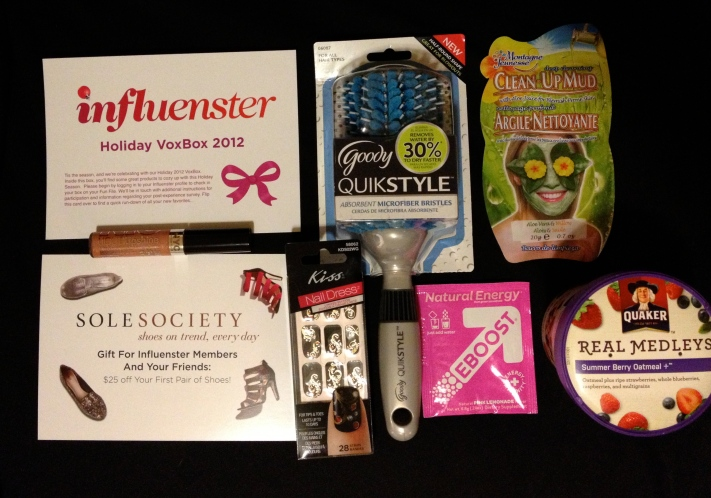 Holiday VoxBox 2012