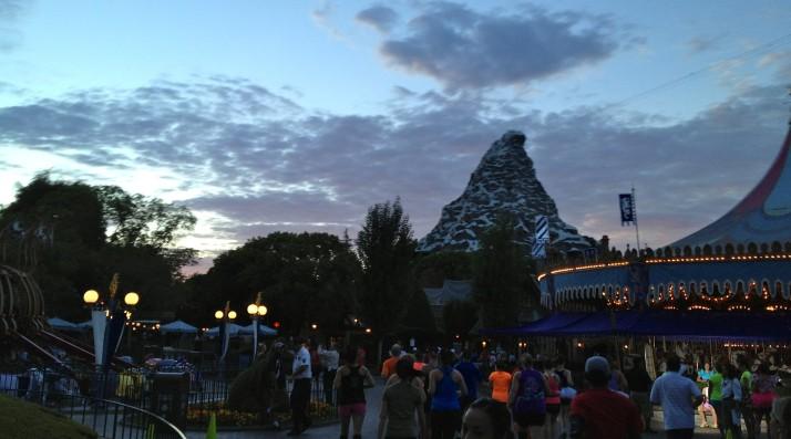 Disneyland Half Marathon 2: Disneyland