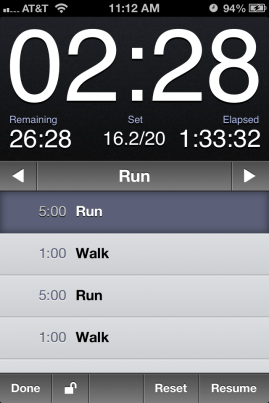 Seconds App
