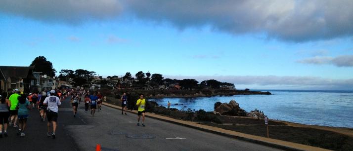 Big Sur Half 2013: Trail