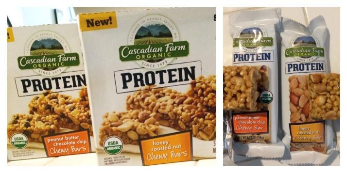 Cascadian Farm protein